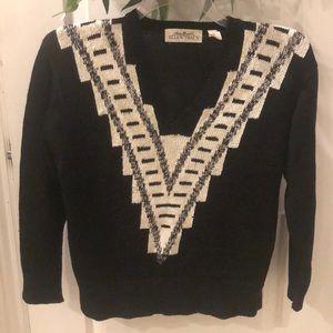 Vintage Linda Allard for Ellen Tracy Sweater